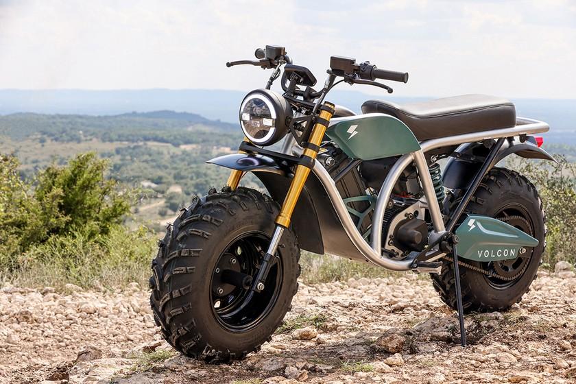 Terénna elektro motorka za päť litrov?